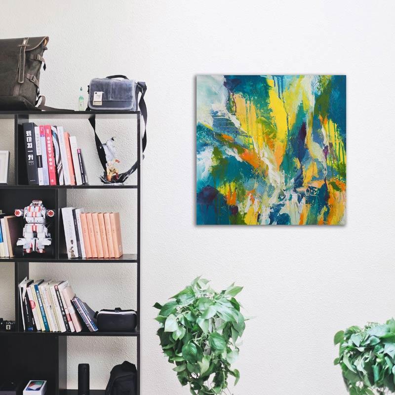 Interior - artwork